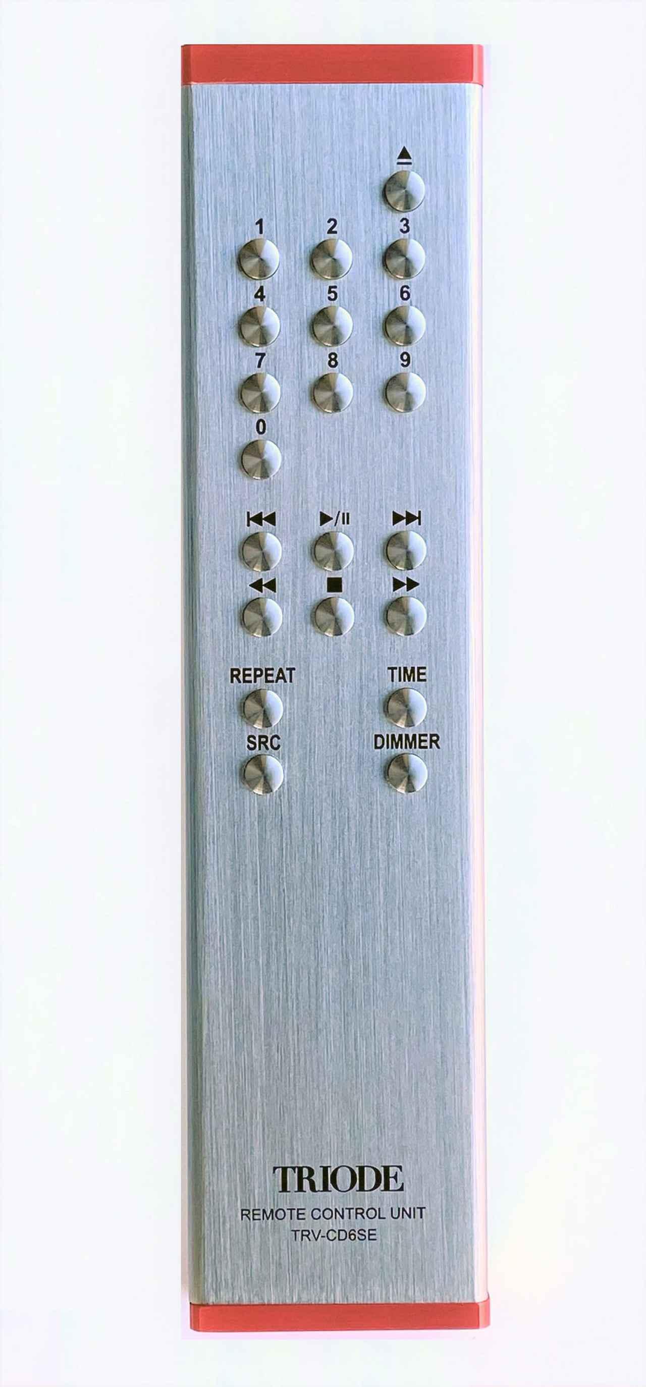 画像: 新しく付属となるアルミケース仕様のリモコン