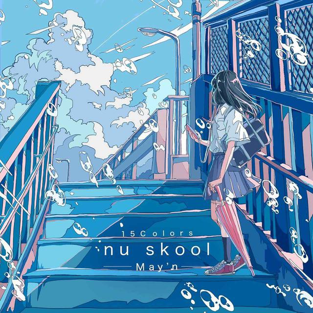 画像: 15Colors -nu skool- / May'n