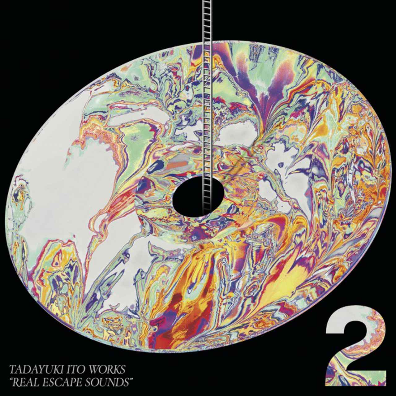 """画像: TADAYUKI ITO WORKS""""REAL ESCAPE SOUNDS""""2 / 1 on OTOTOY Music Store"""