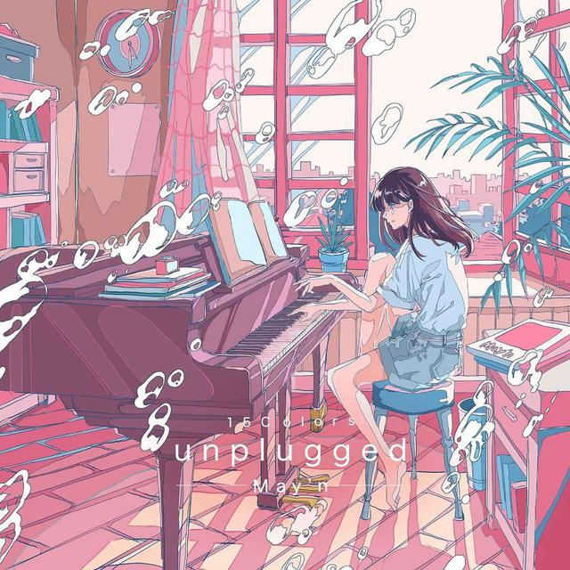 画像: 15Colors -unplugged- / May'n