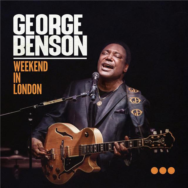 画像: Weekend in London (Live)/George Benson