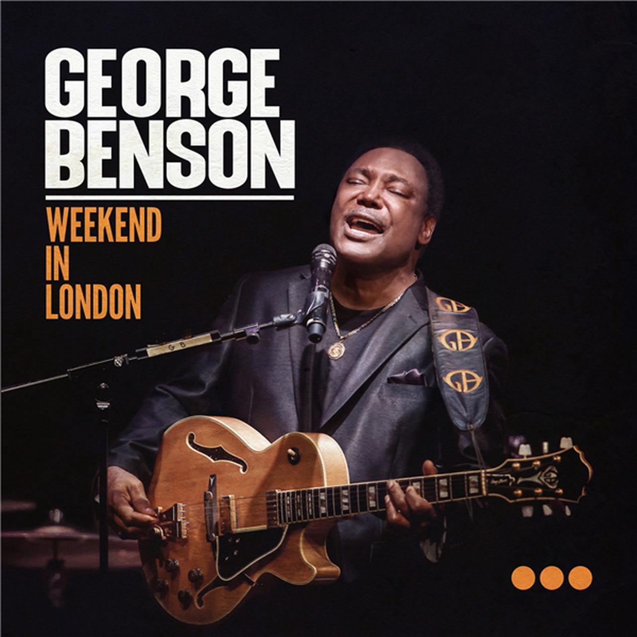 画像: Weekend in London (Live)/George Benson