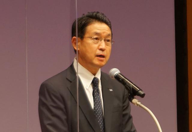 画像: 一般社団法人 放送サービス高度化推進協会 理事長の相子宏之氏