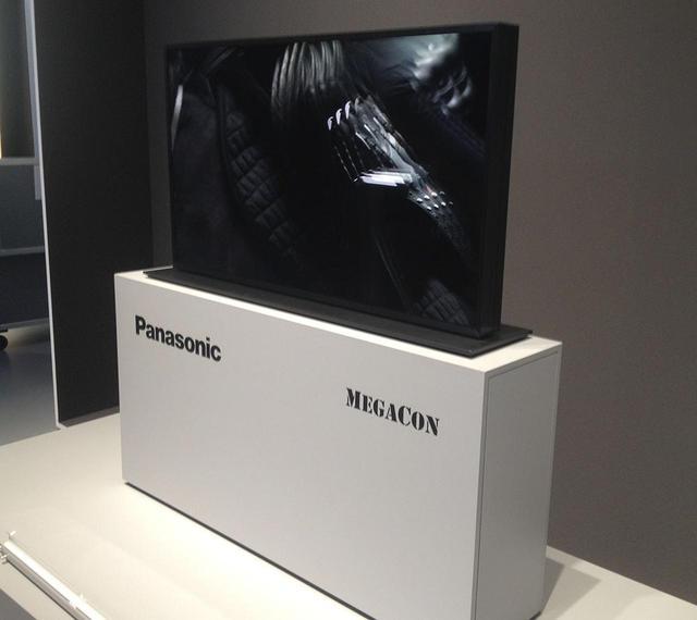 画像: パナソニックブースでは、液晶デュアルパネルを用いたマスター・モニター「MEGACON」や透明な有機ELテレビ「TRANSPARENT OLED PROTOTYPE」が話題【御法川裕三のIFA2019散策 その4】 - Stereo Sound ONLINE