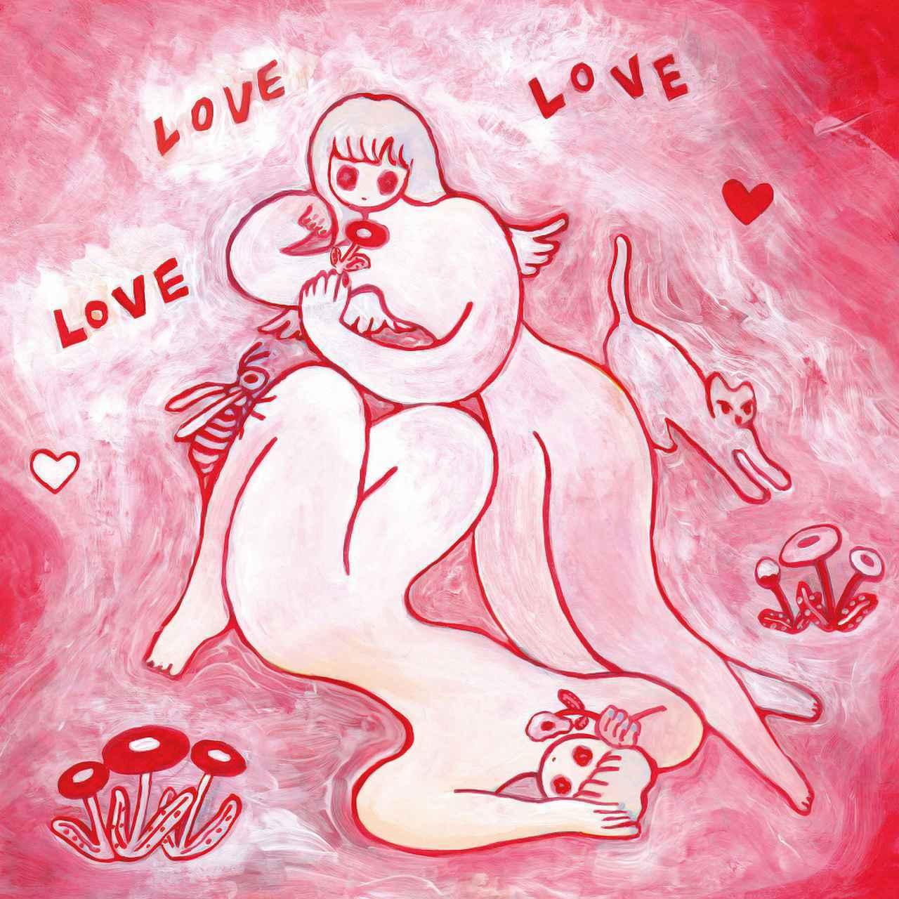 画像: LOVE LOVE LOVE / Nakanoまる