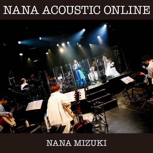 画像: NANA ACOUSTIC ONLINE / 水樹奈々 on OTOTOY Music Store