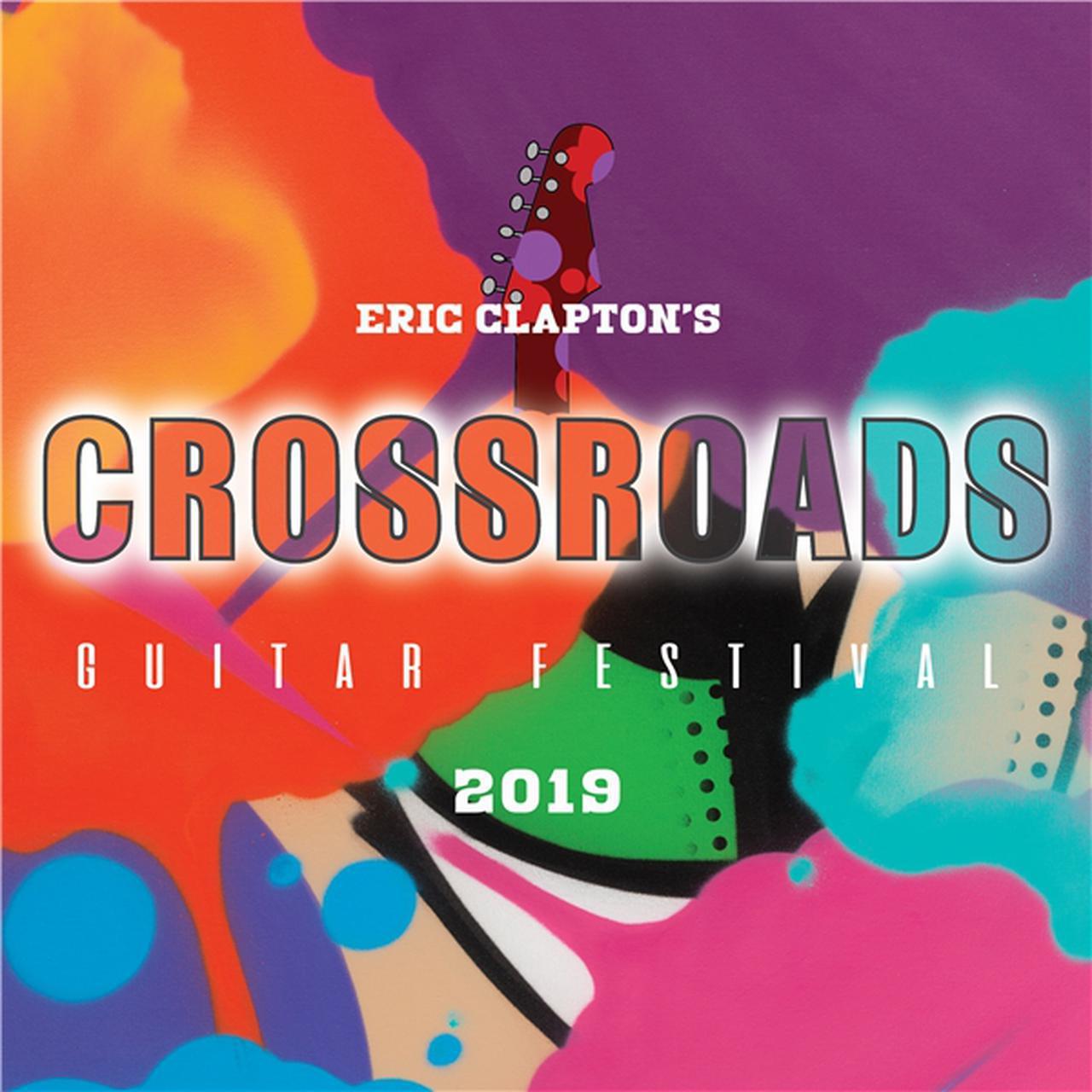 画像: Eric Clapton's Crossroads Guitar Festival 2019 (Live)/Eric Clapton