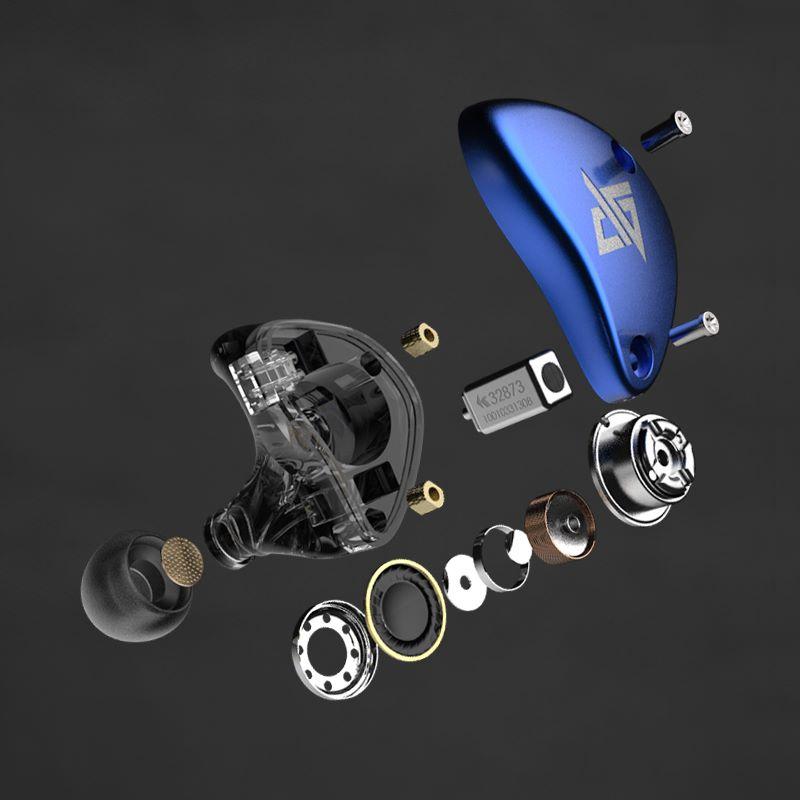 画像2: AUGLAMOUR、鮮やかなフェイスプレートカラーで耳元をオシャレに飾れる有線イヤホン「RT-5」を11月27日に発売