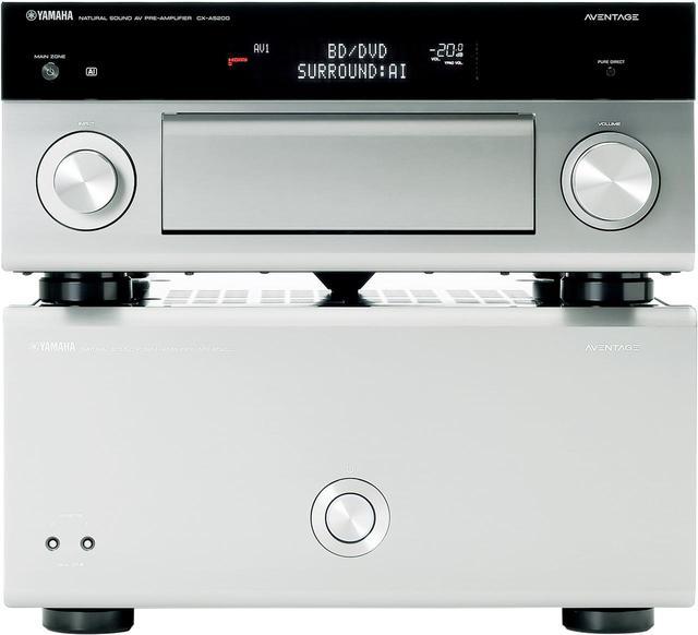 画像: 第3位:ヤマハ CX-A5200+MX-A5200