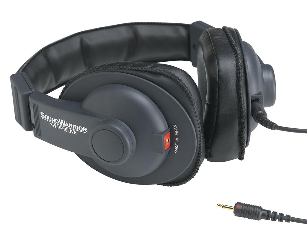 画像: SOUND WARRIORが、オンラインライブへの没入感を高めるヘッドホン「SW-HP10LIVE」を12月4日に発売。ライブならではの迫力や高揚感を楽しめる音づくりを採用