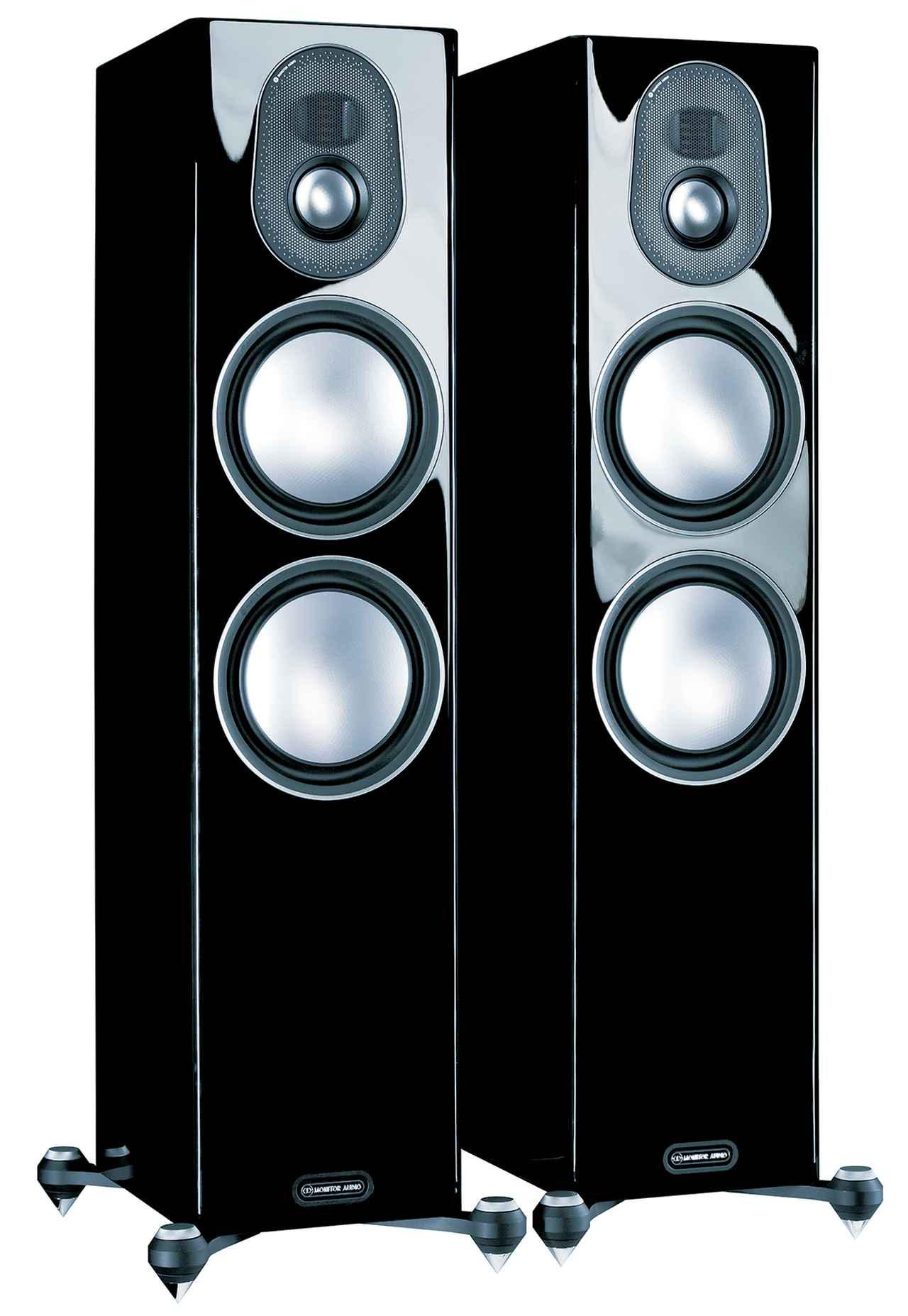 画像: 第3位:モニターオーディオ Gold300-5G