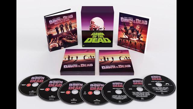 画像: Dawn of the Dead Limited Edition Trailer UK youtu.be