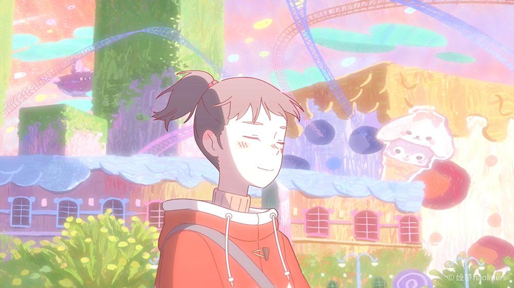 画像: 丹治 匠監督最新作のショートアニメ『COLOURS』を、ビデオマーケット・プラットフォーム独占で本日より無料配信開始!