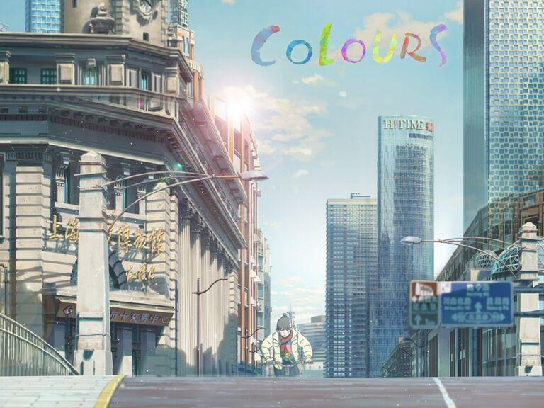 画像: COLOURS   アニメ   GYAO!ストア