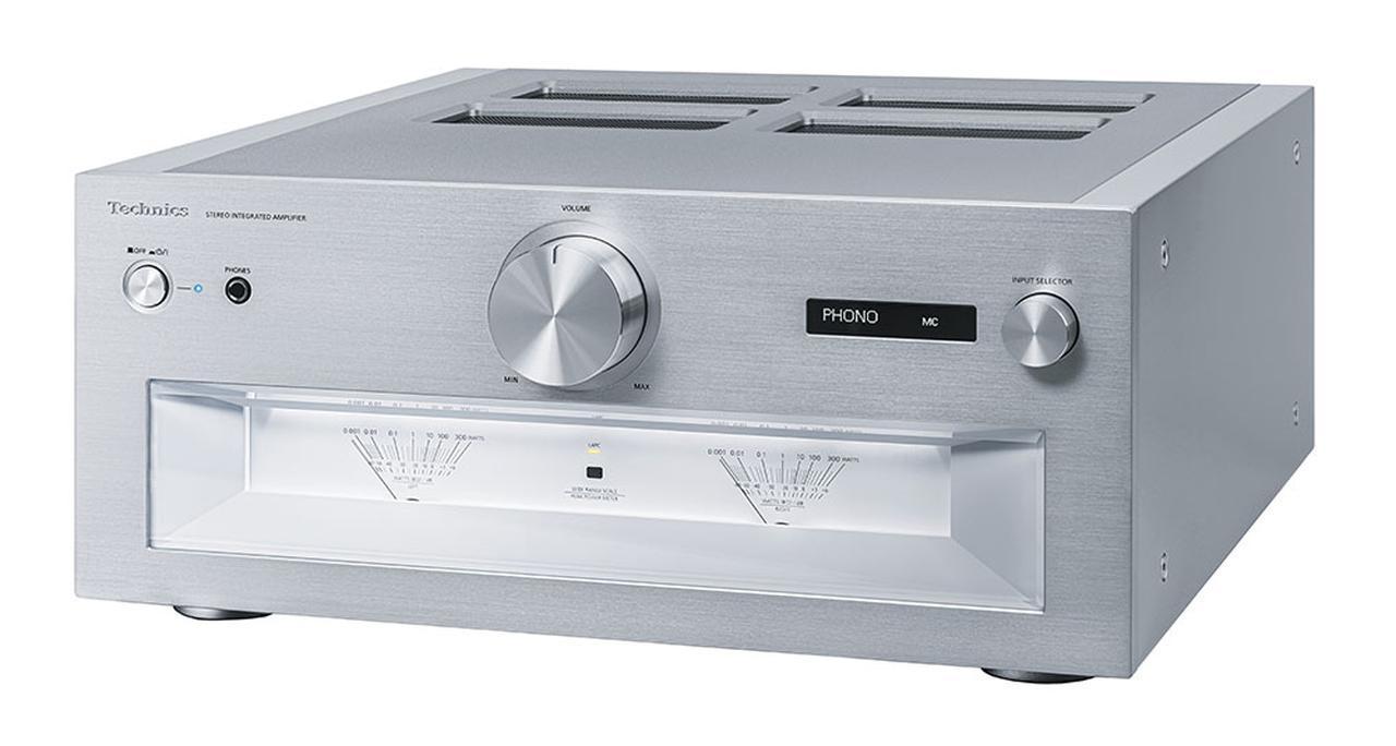 画像: テクニクスが、リファレンスプリメインアンプ「SU-R1000」をリリース。第二世代フルデジタルアンプが、ハイレゾからアナログレコードまで、かつてない音で聴かせる - Stereo Sound ONLINE