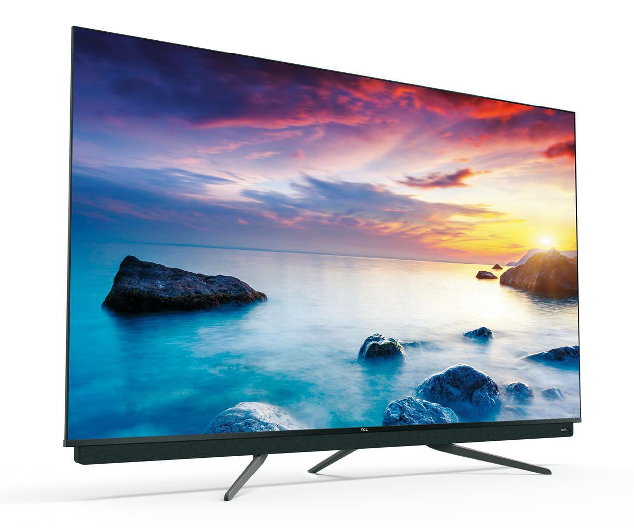 画像1: QLED液晶搭載TCL「65C815」さくさく動作と高音質サウンドでネット動画を楽しもう!<最新テレビで観る。聴く。ネット動画配信>