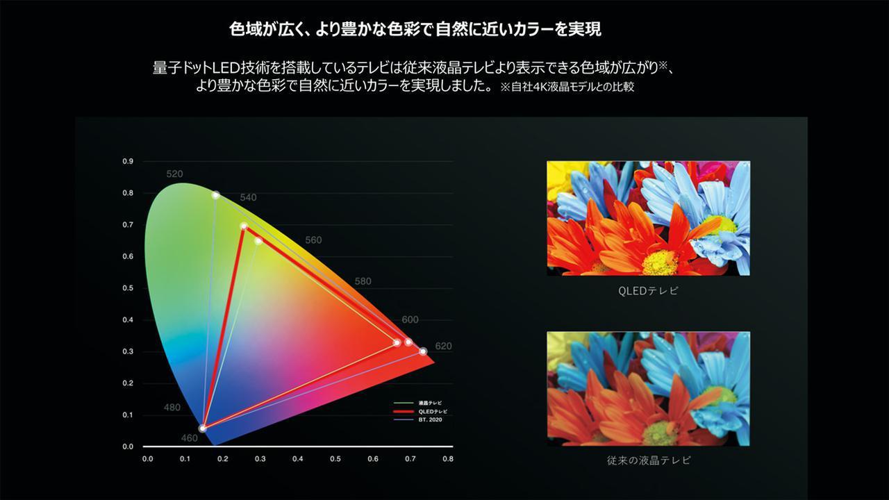 画像4: QLED液晶搭載TCL「65C815」さくさく動作と高音質サウンドでネット動画を楽しもう!<最新テレビで観る。聴く。ネット動画配信>