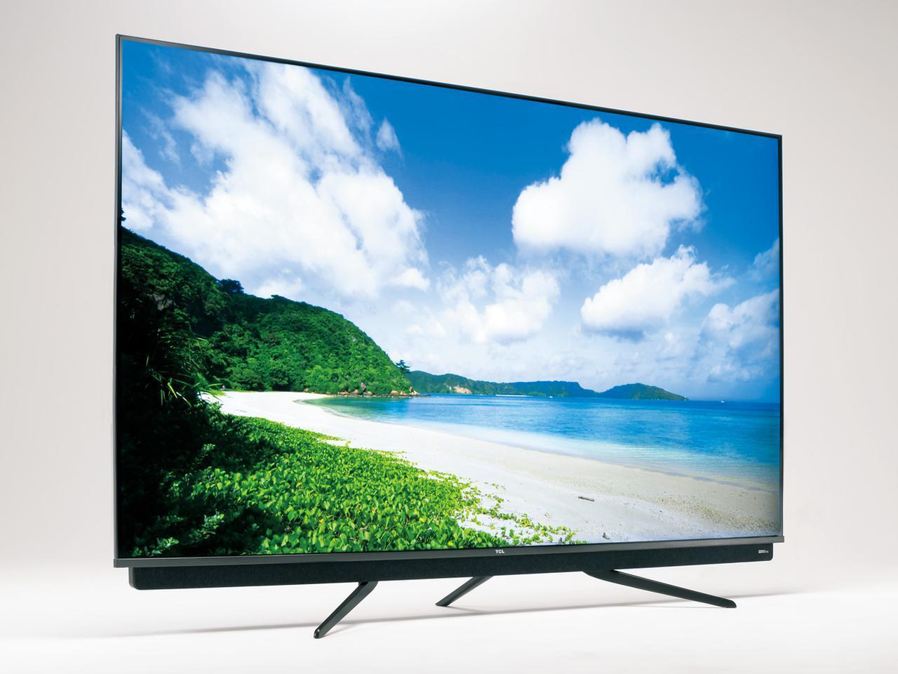 画像8: 明るく色鮮やかな色彩でネット動画を楽しむ!TCLから先進のQLED搭載液晶テレビ65C815登場