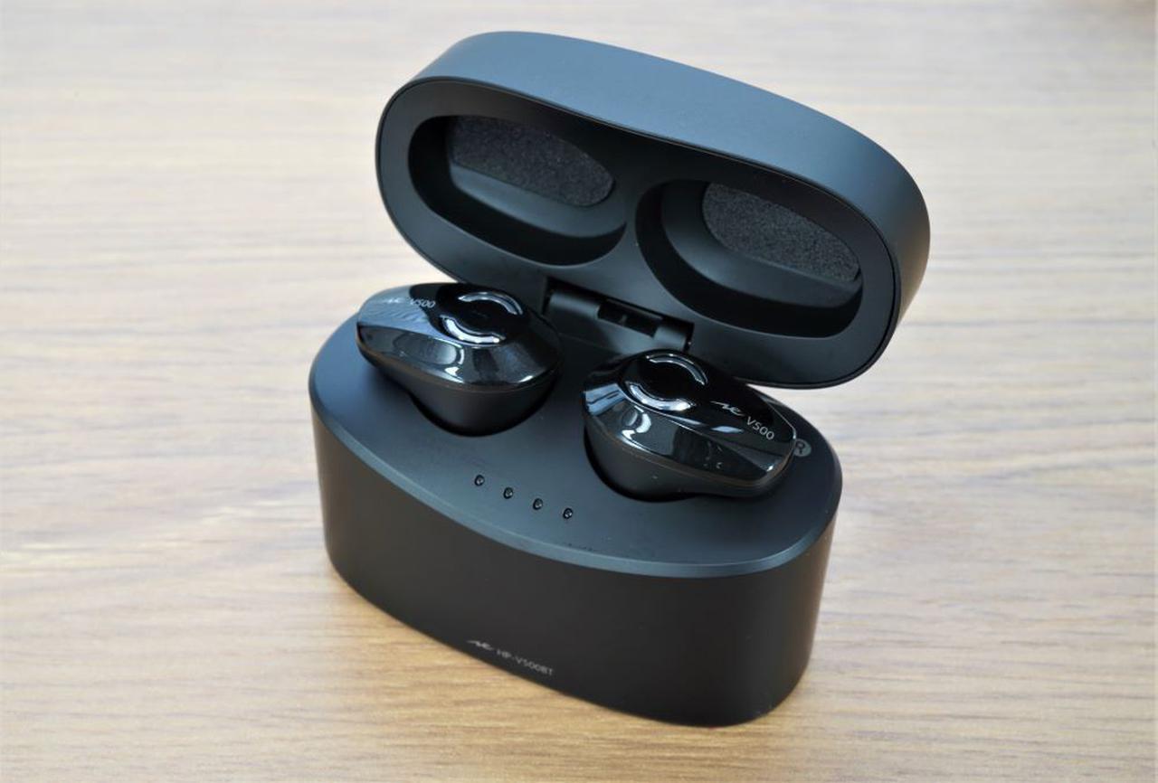 画像2: ラディウスの新作完全ワイヤレスイヤホン「HP-NX500BT」「HP-V500BT」「HP-V700BT」の3兄弟は、「重低音」「レンジ感」「音場感」と、個性際立つ再現性を持った逸品