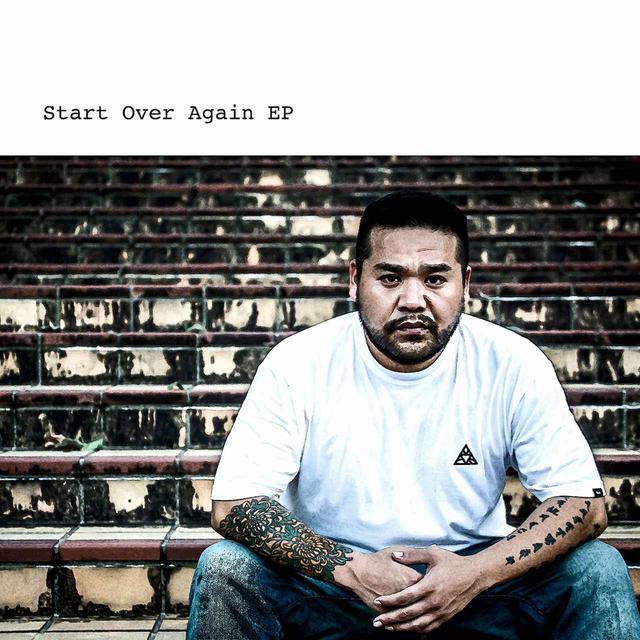 画像: Start Over Again EP / 漢 a.k.a. GAMI