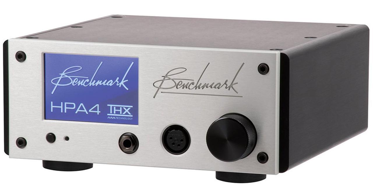 画像: エミライが、アメリカの新ブランドBenchmark Media Systemsのヘッドホンアンプ「HPA4」とステレオパワーアンプ「AHB2」の取り扱いを開始。どちらもTHX AAAテクノロジーを搭載 - Stereo Sound ONLINE