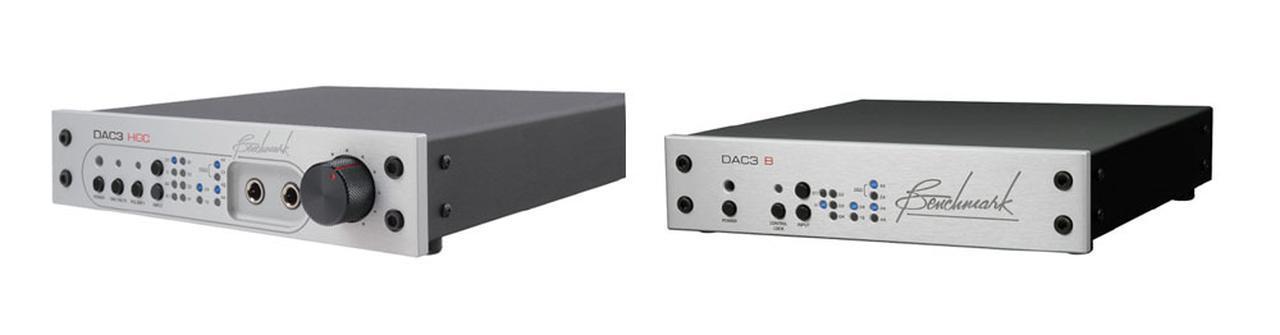 画像: Benchmark Media Systems、歪やノイズをより一層低減させたUSB DAC「DAC3 HCG」「DAC3 B」、プリアンプ「LA4」を10月9日に発売 - Stereo Sound ONLINE
