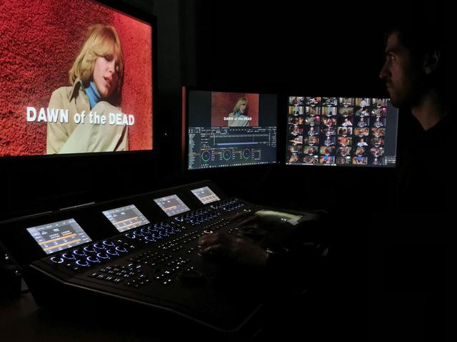 画像: Scanned on a Lunar Scanner (a custom scanner) at Final Frame, New York. Color correction and Restoration at Final Frame, London, UK. カラリストはロンドン在住の日本人技術者・浅野進氏