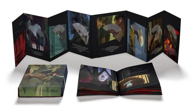 画像2: ウォン・カーウァイ監督作品集『ウォン・カーウァイの世界』【クライテリオンNEWリリース】