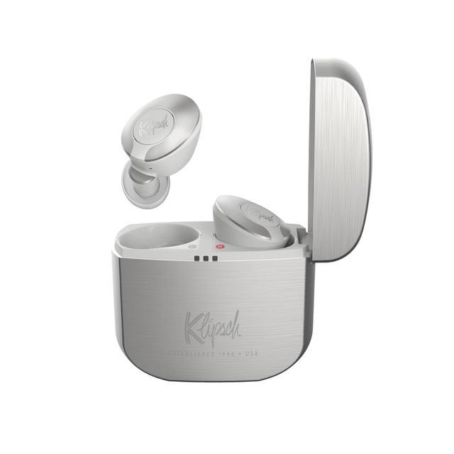 画像: Klipsch、完全ワイヤレスイヤホンの第2弾「T5 ll TRUE WIRELESS」を12月下旬に発売。新設計の振動板でナチュラルなサウンドを実現