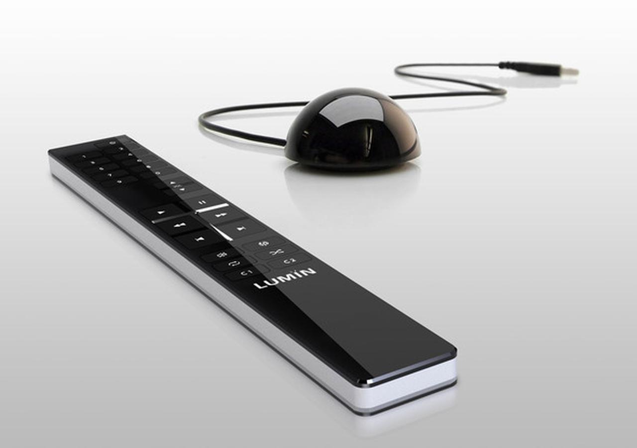 画像: ルーミン、ハイレゾプレーヤーの各種操作ができる専用リモコン「LUMIN Remote」を発売。プリアンプレスのシステム構築もこれで簡単に - Stereo Sound ONLINE