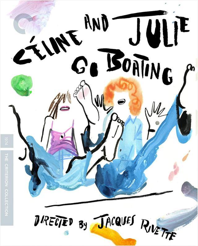画像: セリーヌとジュリーは舟でゆく/3月16日リリース 1974年/監督・脚本ジャック・リヴェット /出演 ジュリエット・ベルト, ドミニク・ラブリエ New 2K digital restoration, with uncompressed monaural soundtrack on the Blu-ray 魔法のキャンディの力で「物語の館」へ侵入したセリーヌとジュリーが、そこで延々と繰り返されている物語からひとりの少女を救う冒険ファンタジー。193分の長尺を感じさせない傑作。