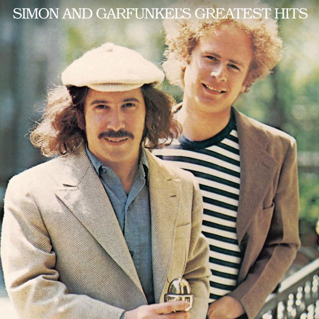 画像: Greatest Hits/SIMON & GARFUNKEL