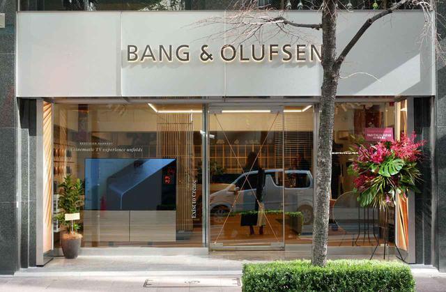 画像: BANG&OLUFSEN、銀座並木通りに旗艦店「バング&オルフセン 銀座店」を12月6日にオープン。「BEOVISION HARMONY」+「BEOSOUND 90」の超弩級システムが楽しめる - Stereo Sound ONLINE