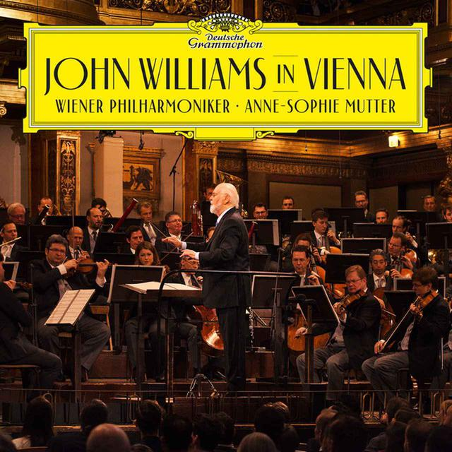 画像: John Williams in Vienna/Anne-Sophie Mutter, Wiener Philharmoniker, John Williams