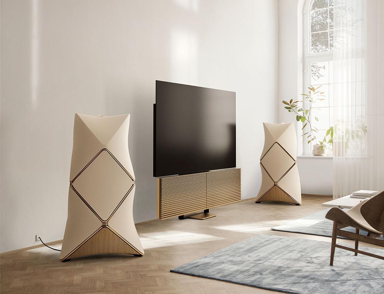 画像: Bang & Olufsenが限定ラインの「Golden Collection」9モデルを発表。家族や仲間と家で過ごす大切な時間を祝福する為にデザインされた - Stereo Sound ONLINE