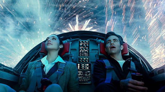 画像2: 【コレミヨ映画館vol.49】 『ワンダーウーマン 1984』 黄金の鎧で世界を救え! 跳ね返し、戦う女、ワンダーウーマンの雄姿ふたたび