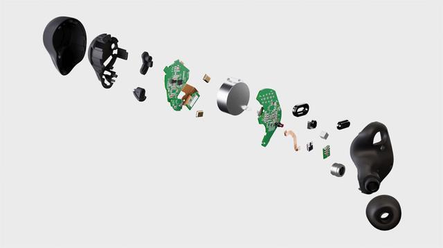 画像2: RHA、アクティブノイズキャンセリング対応完全ワイヤレスイヤホン「TrueControl ANC」を12月25日に発売。34,900円