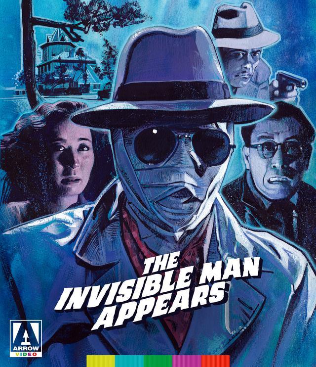 画像: 懐かしの大映特撮映画『透明人間現る』『透明人間と蠅男』【海外盤Blu-ray発売情報】