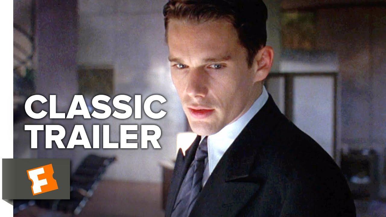 画像: Gattaca (1997) Trailer #1 | Movieclips Classic Trailers youtu.be