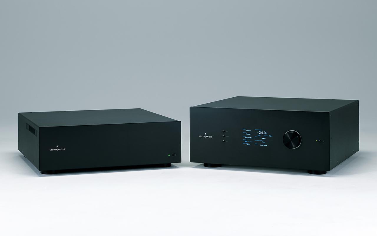 画像: 有機的かつ緊密に溶け合った極上かつ衝撃のサラウンドを体感。ストームオーディオ「ISP.24 ANALOG MK2」「PA 16 MK2」 - Stereo Sound ONLINE