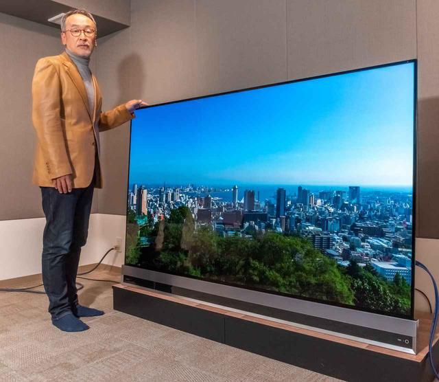 画像: 東芝レグザ史上最高画質を実現した、77インチ有機ELテレビ「77X9400」を体験。生々しい質感描写と圧倒的な奥行表現に驚く! - Stereo Sound ONLINE