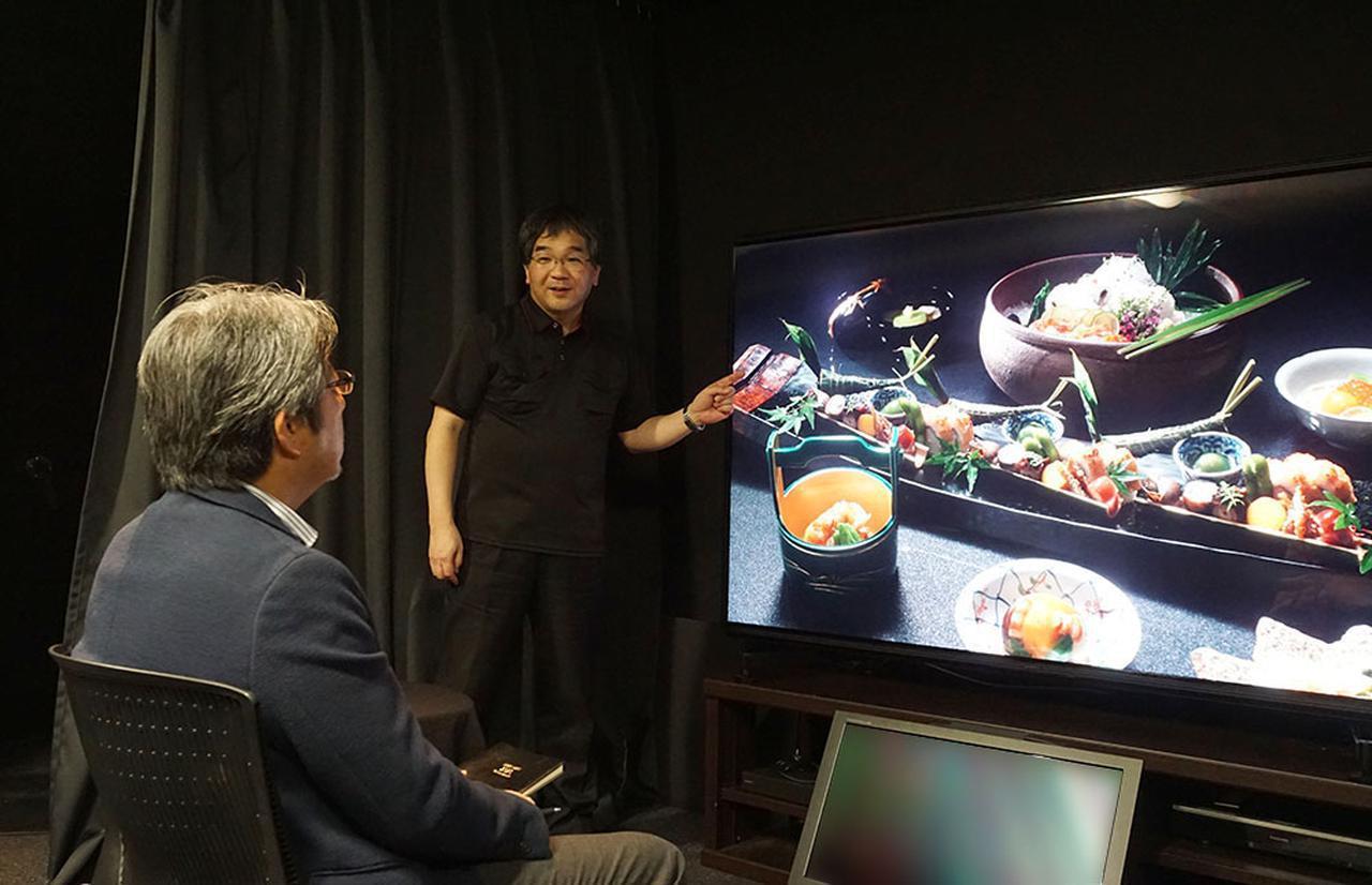 画像: 発売直前、ソニー8Kブラビア「KJ-85Z9H」の実力をチェック!(前) 8Kならではの、目の覚めるような超高精細映像に脳内快楽物質がとめどなく分泌された - Stereo Sound ONLINE