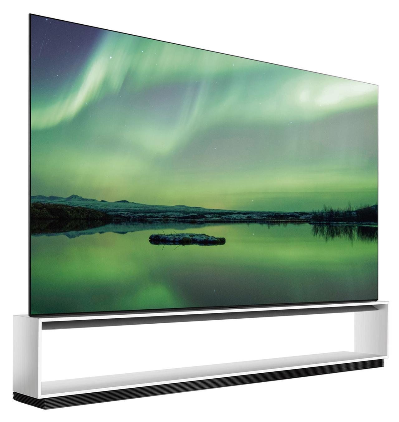 画像: メーカー別最新4K/8Kテレビラインナップ①『LG』。初の8Kから、4Kモデルまで全11機種!有機ELの盟主らしい豊富な製品群だ - Stereo Sound ONLINE