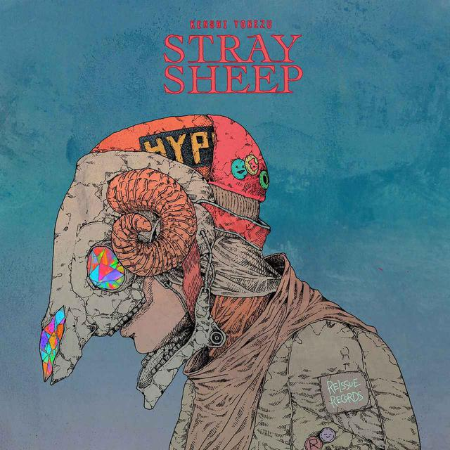 画像: STRAY SHEEP / 米津玄師