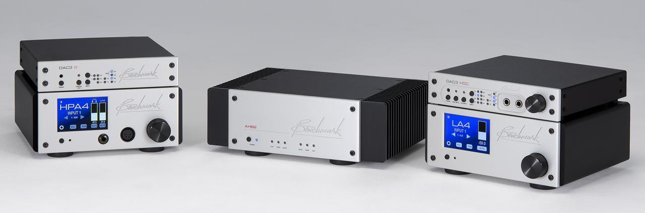 画像: これぞリファレンスサウンド!ベンチマークの衝撃的な音を奏でる5製品を一斉試聴 - Stereo Sound ONLINE