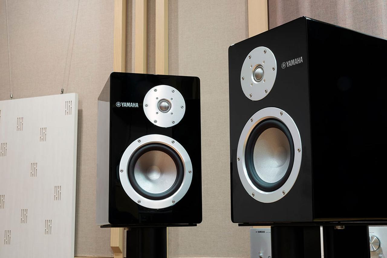 """画像: 「NS-3000」が獲得した、新しい""""ヤマハの音""""をぜひ一度聴いて欲しい。理想の小型ブックシェルフスピーカーを目指した開発陣の想いを聞いた(前篇) - Stereo Sound ONLINE"""