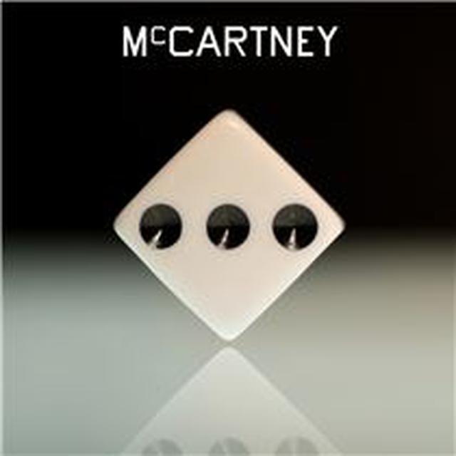 画像: McCartney III - ハイレゾ音源配信サイト【e-onkyo music】