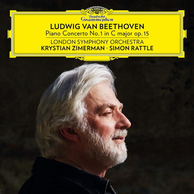 画像: Beethoven: Piano Concerto No. 1 in C Major, Op. 15/Krystian Zimerman, London Symphony Orchestra, Simon Rattle