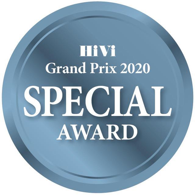 画像: 第36回 HiViグランプリ2020 選考結果一覧【特別賞】プロが選んだ最高のオーディオビジュアル製品 - Stereo Sound ONLINE