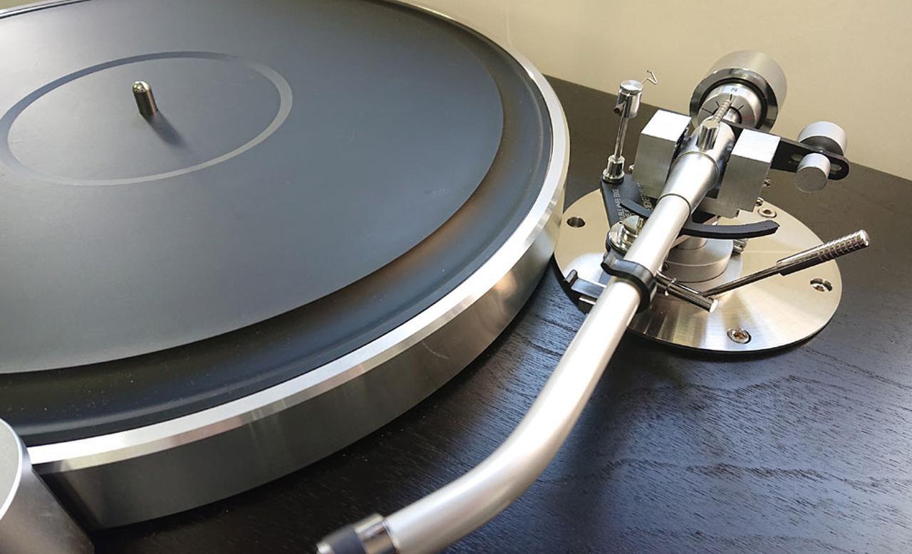 画像: SAEC、ターンテーブル「GT-5000」にトーンアーム「WE-4700」を取り付けられるトーンアームベース「SAB-5000」を12月10日に発売 - Stereo Sound ONLINE